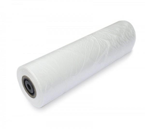 Folienrollen - Abreißrolle 45 x 65 cm, 25 my, vorperforiert