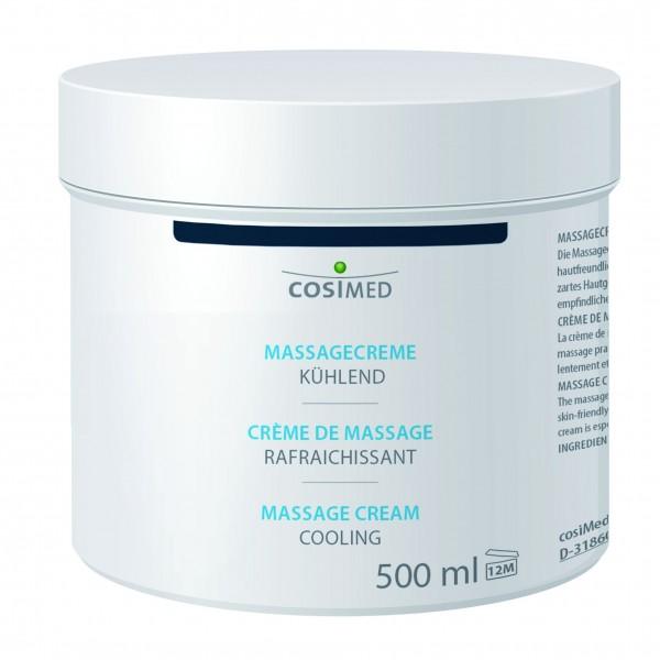 Cosimed Massagecreme kühlend - 500 ml