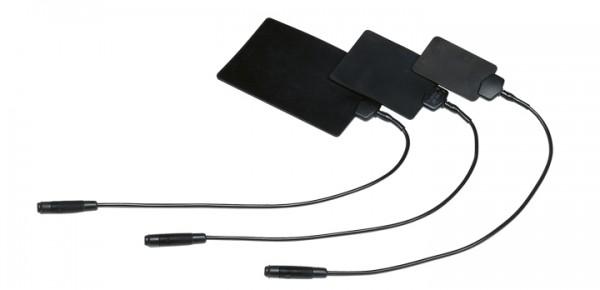 Plattenelektrode für TUR