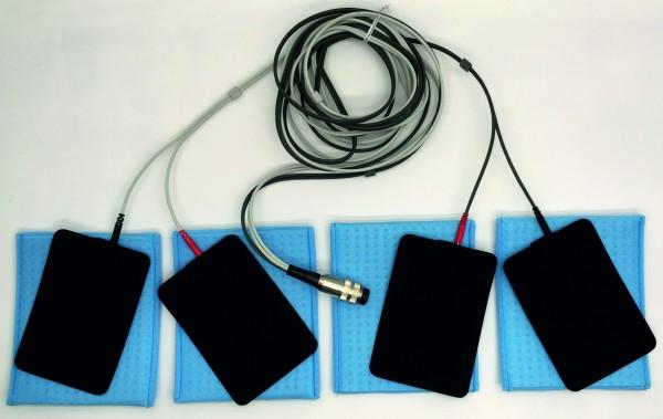 Patientenkabel 4-fach für Nemectron EDIT