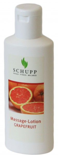 Schupp Massagelotion Grapefruit