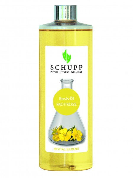 Schupp Basis-Öl Nachtkerze 500 ml