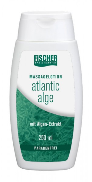 Fischer Massagelotion Atlantic Alge 250 ml