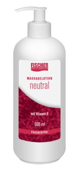 Fischer Massagelotion Neutral