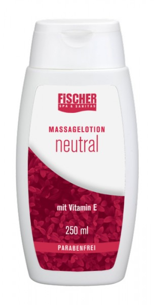 Fischer Massagelotion Neutral 250 ml