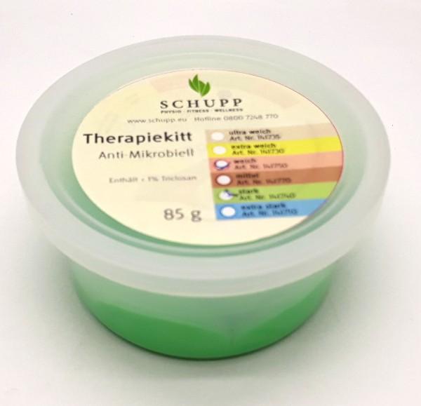 Therapiekitt 80 g, stark, grün