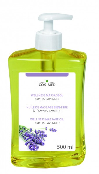 Cosimed Massageöl Amyris-Lavendel