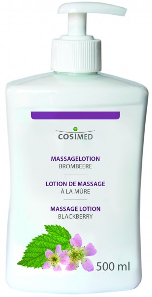 Cosimed Massagelotion Brombeere