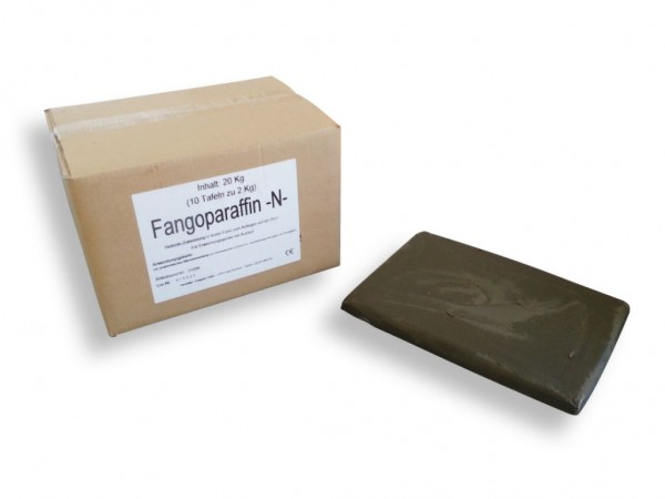 Coupee Fangoparaffin -N- - 10 Tafeln