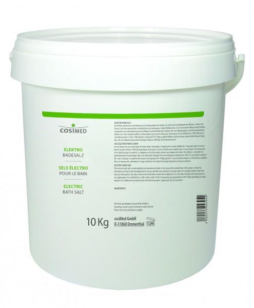 Cosimed Elektro-Badesalz 10 kg Eimer