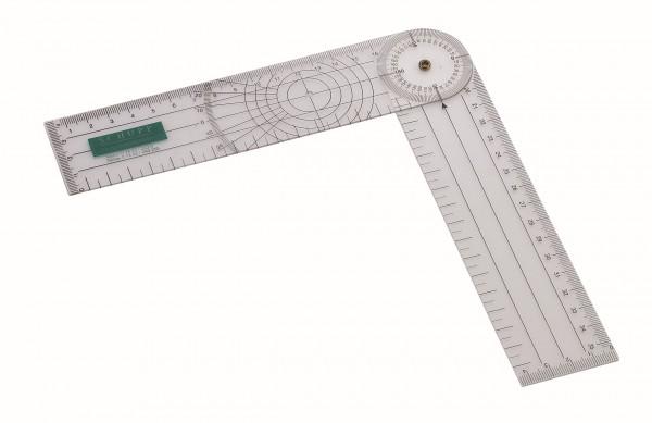 Winkelmesser - aus Kunststoff