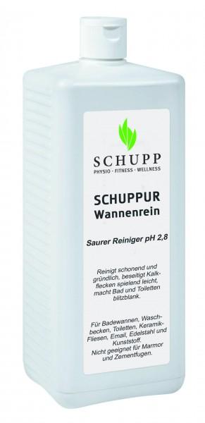 Schuppur Wannenrein
