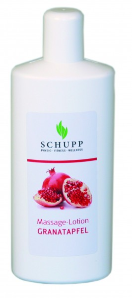 Schupp Massagelotion Granatapfel