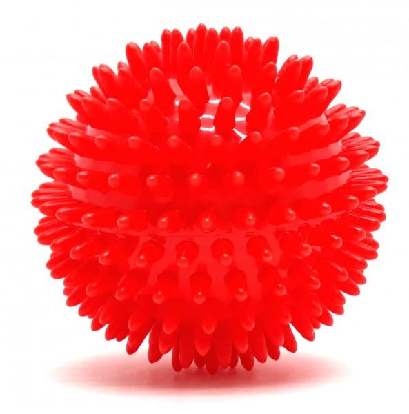 Igelball d = 9 cm, rot