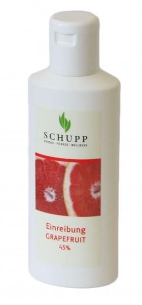 Schupp Einreibung Grapefruit 45 %