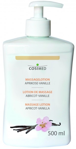 Cosimed Massagelotion Aprikose-Vanille